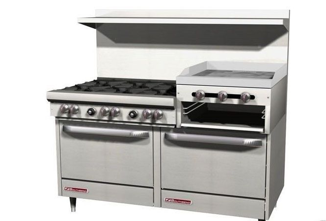 Southbend Cooking Equipment High Sabatino