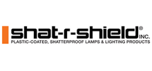 Shat-R-Shield shatter-resistant lamps and lighting products