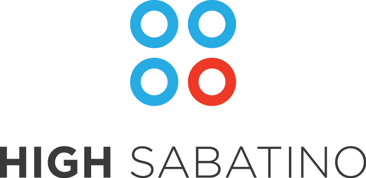 The New High Sabatino Logo